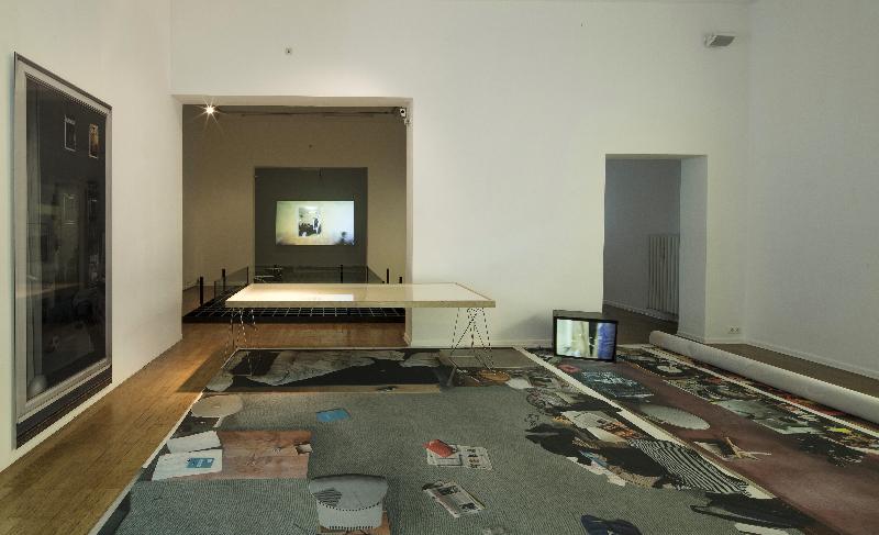 Review - Ausstellungsansicht