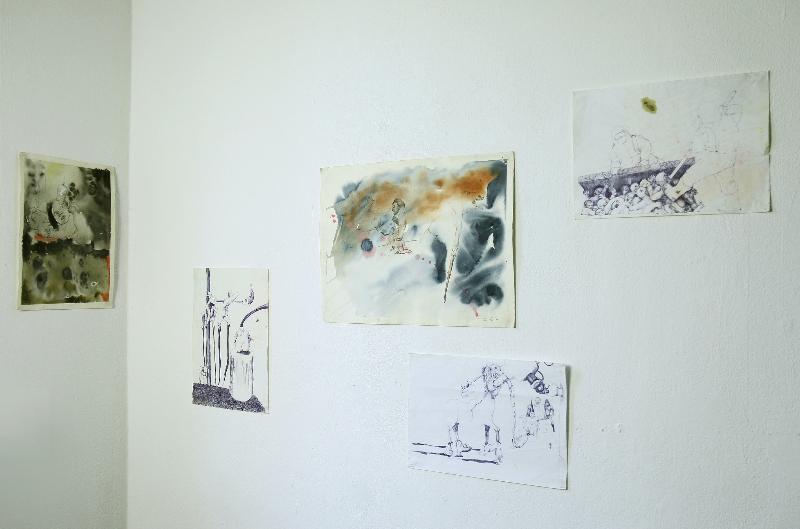 steve-nietz-zeichnungen-ohne-titel-2012-2
