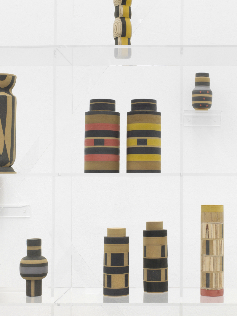Marion Andrieu Esoteric shop, 2017 Plexiglass, MDF, plywood dimensions variable Courtesy of the artist Photo : Roman März