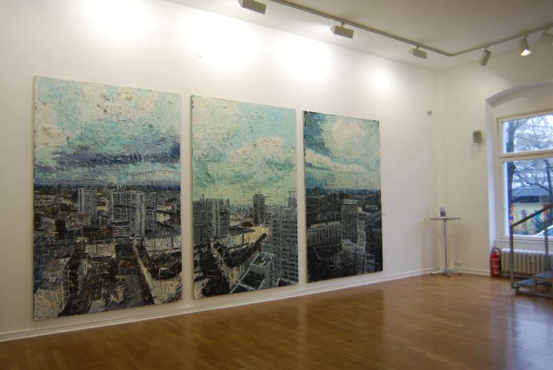 Oliver Jordan - Industrielandschaften