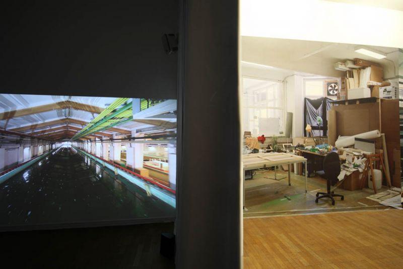Atelier als Labor, 2019-12