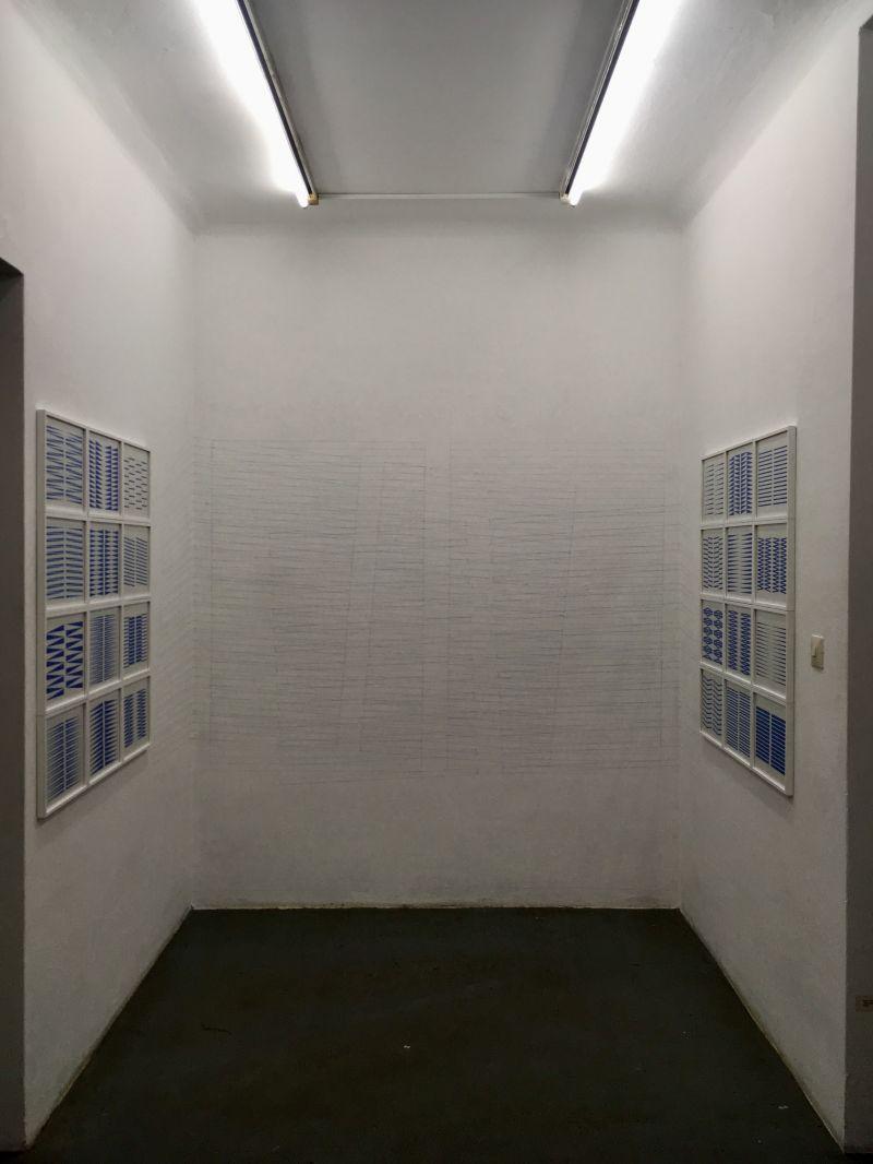 """Anke Becker """"Vorschrift und Übung"""",  2019"""