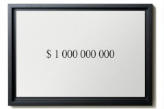 Numbers, $ 1 000 000 000