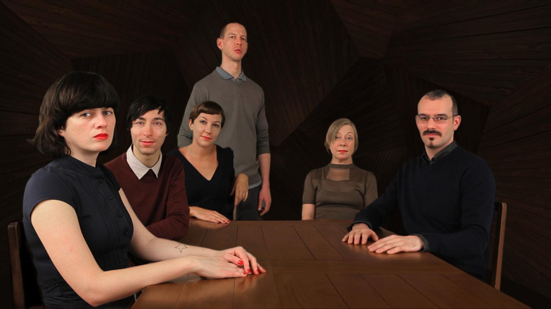 Bettina Disler, silver lining, Videostill, 2011