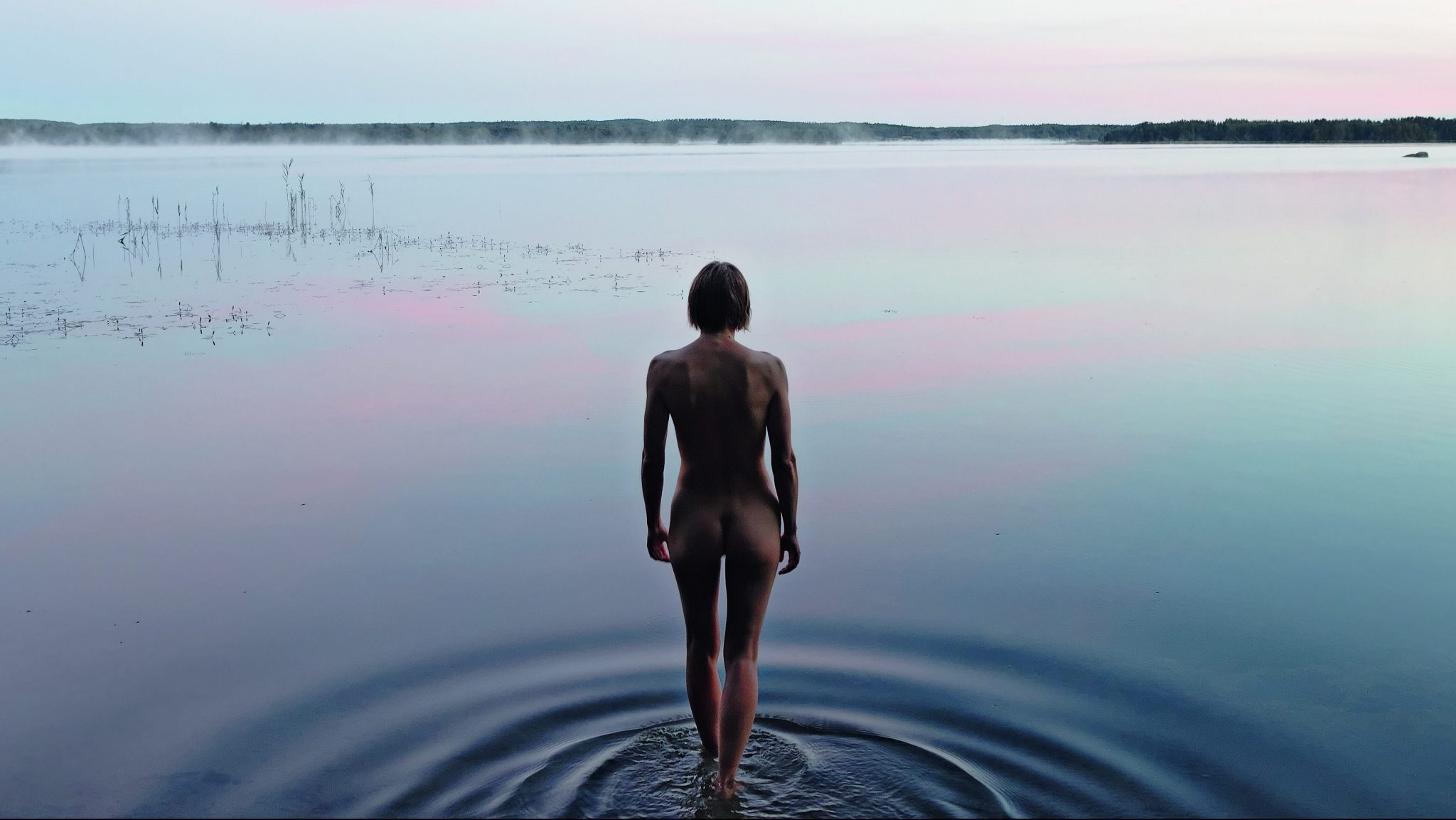 Elina Brotherus, The Black Bay Sequence, 2010, HD video, 16:9