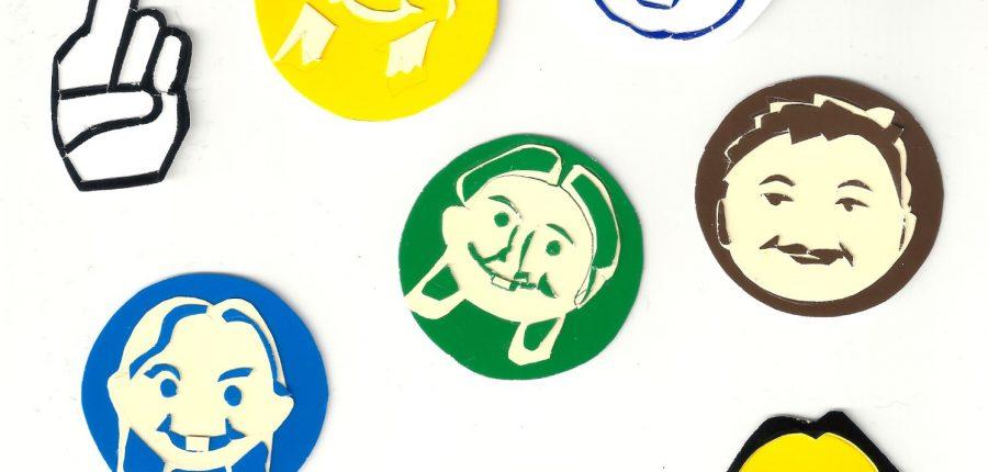 EIchmann -Sticker