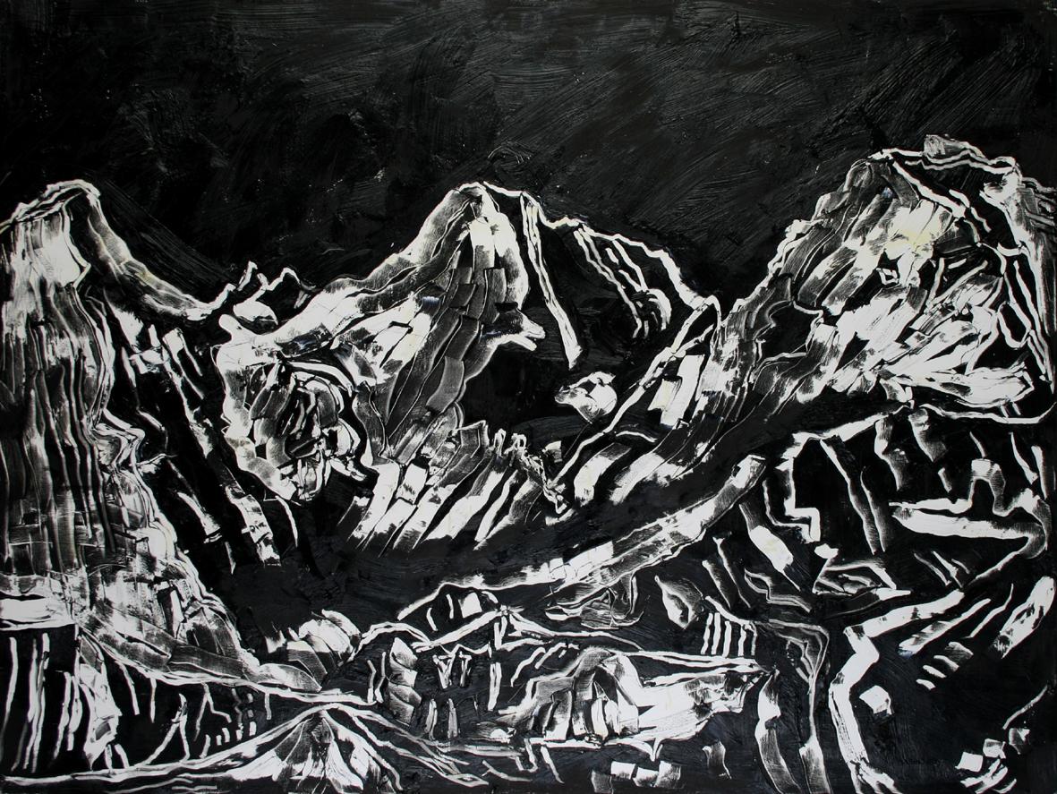 Eiger Mönch Jungfrau II