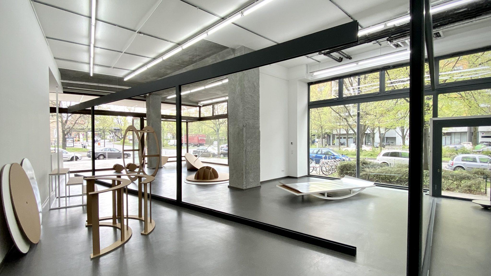 Susanne Lorenz / Tilman Wendland Rotation Rebound / VG Bild Kunst, Bonn 2021