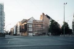 Andreas Koch, Rosenthaler Platz,  2000, C-Print