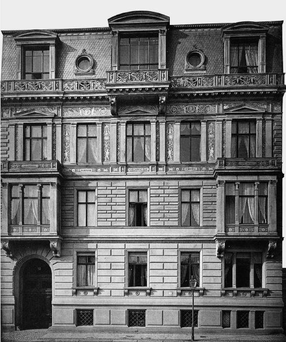 Haus Schmieden, Lützowplatz 10