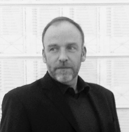Alexander Hattwig vor Hanne Darboven, 2014