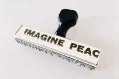 Yoko Ono_Imagine Peace(Maps)2003_2007