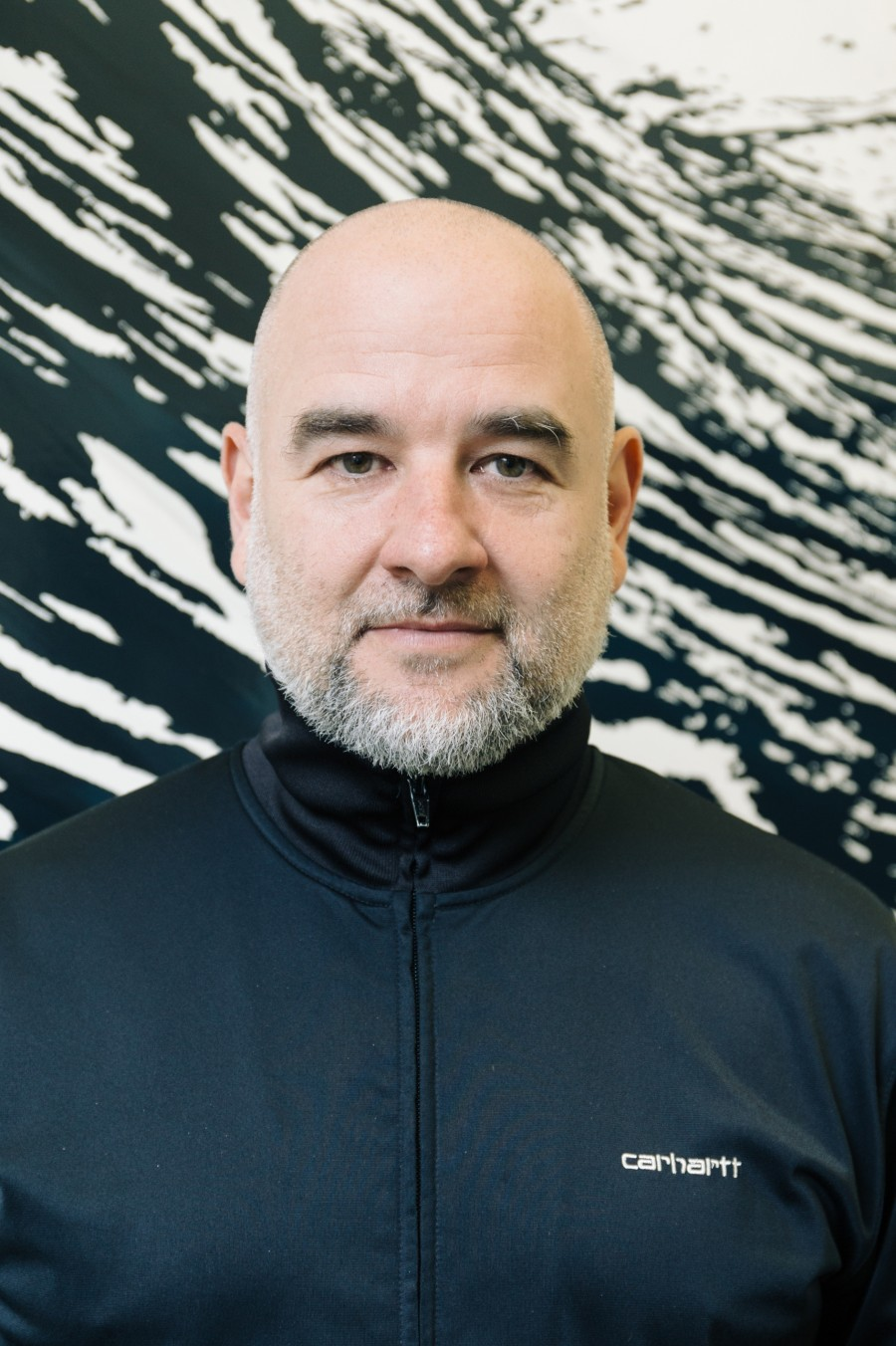 Sven Drühl - KünstlerOktober 2015